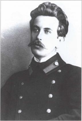 Отто Шмидт — студент Киевского университета