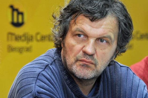 Эмир Кустурица намерен баллотироваться на пост президента Сербии