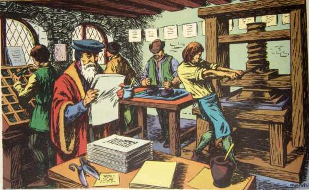 the life and times of johannes gutenberg