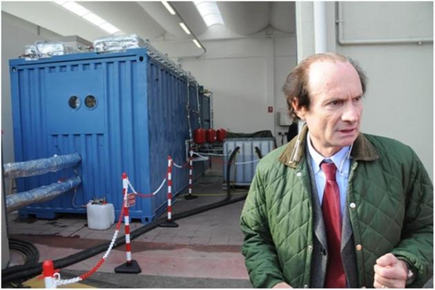 Андреа Росси, катализатор энергии E-cat, «низкоэнергетические ядерные реакции» (система «никель-водород»), 2012 г.