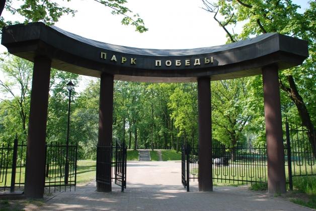 В Калининграде за выходные исписали свастикой три памятника героям войны