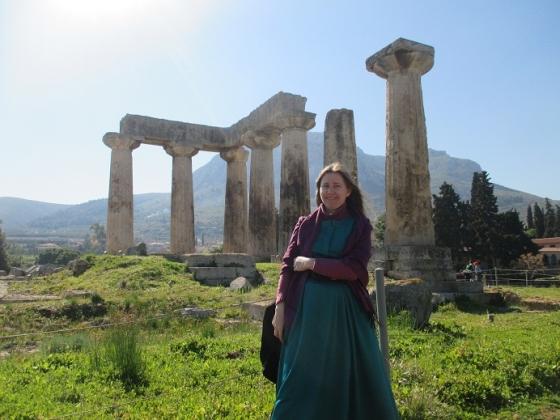Коринф (Греция, 2015)