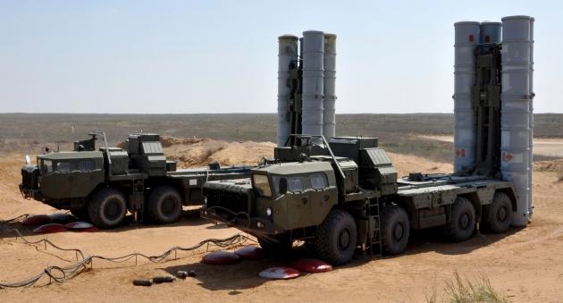 Fox News: Россия привезла в Сирию С-300 ВМ