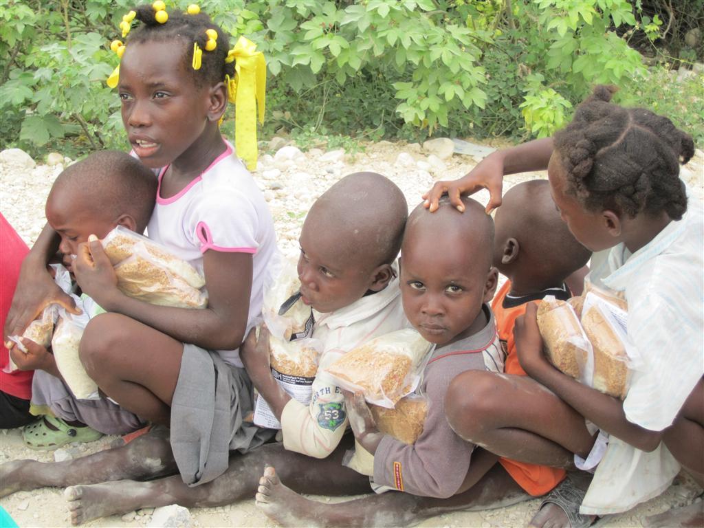 Дети Гаити