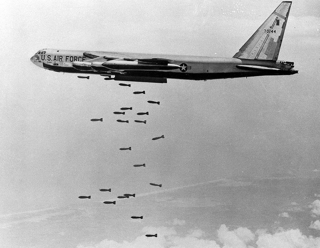 Американский бомбардировщик