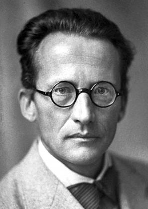 Эрвин Шрёдингер (1887-1961), один из создателей квантовой механики, лауреат Нобелевской премии по физике 1933 года