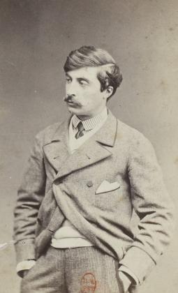 Джеймс Тиссо. 1855 — 1862