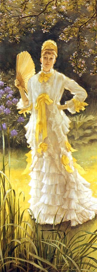 Джеймс Тиссо. Весна. 1878