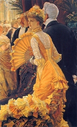 Джеймс Тиссо. Бал. 1880
