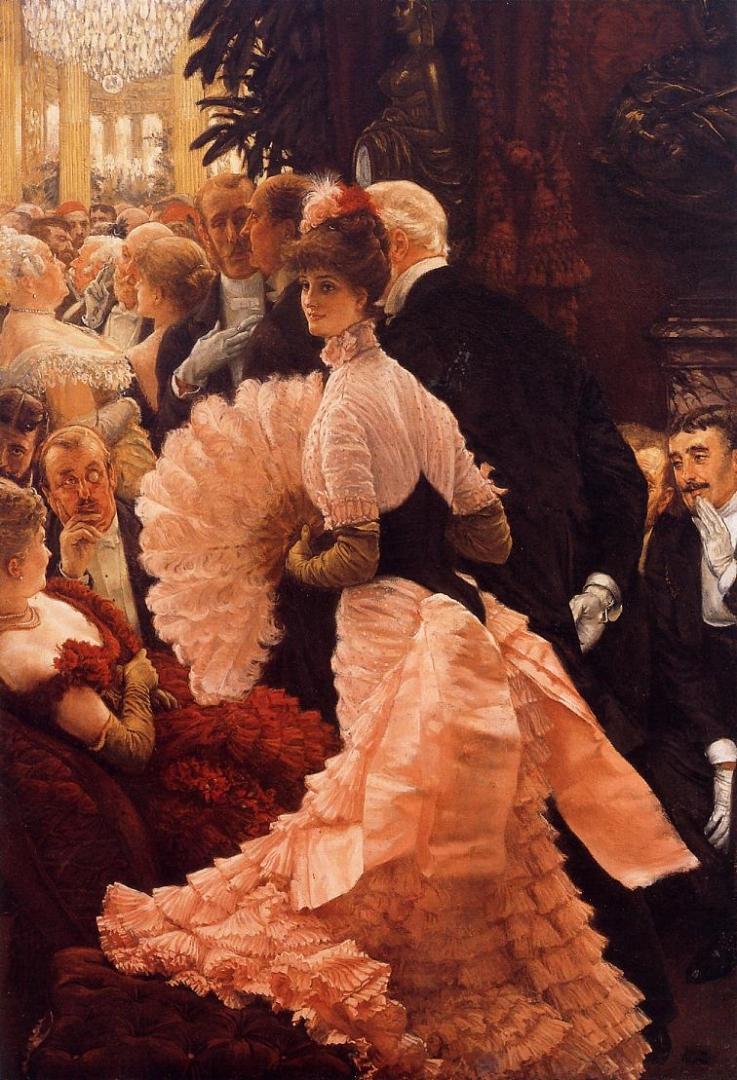 Джеймс Тиссо. Женские амбиции. 1883 — 1885