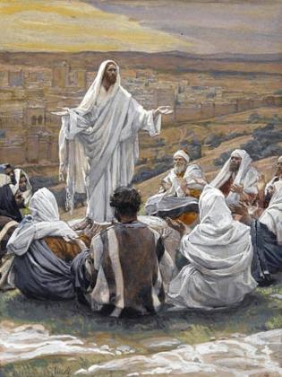 Джеймс Тиссо. Молитва Господня. 1886 — 1896