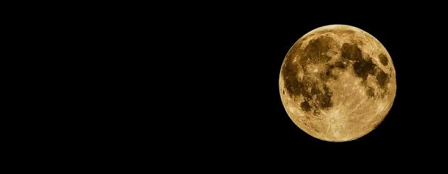 Москвичи смогут наблюдать первое в этом году суперлуние 16 октября