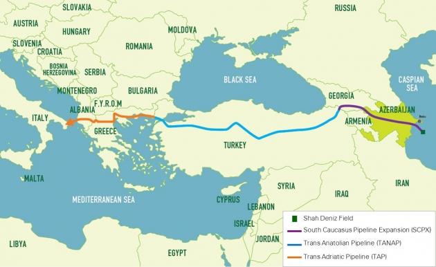 Китай и Турция расстилают перед Туркменией путь на Евросоюз