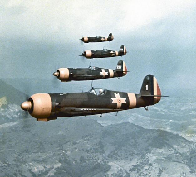 Самолёты румынских королевских ВВС