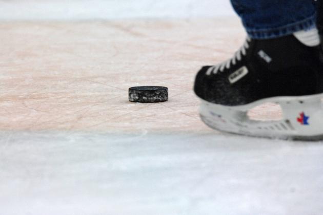 Банк «Югра» помогает в развитии хоккейной инфраструктуры в России