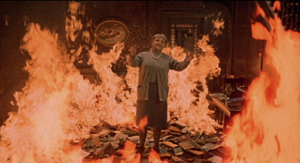 fahrenheit 451 additional scene and annotation Free summary and analysis of part two: the sieve and the sand in ray bradbury's fahrenheit 451 that won't make you snore we promise.