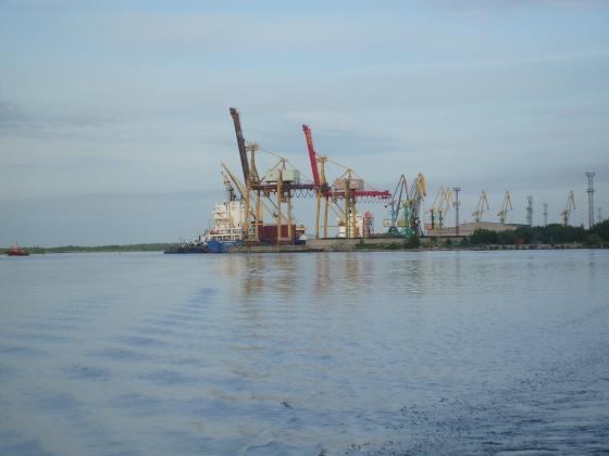 Проект строительства глубоководного порта в Архангельске нашёл инвестора