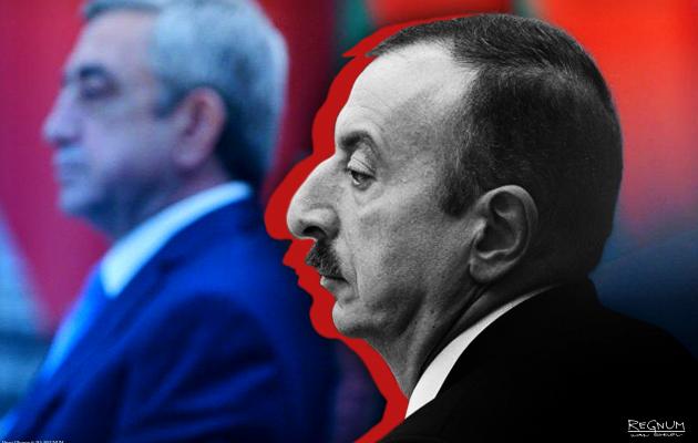 Алиев готовит новые предложения по Нагорному Карабаху