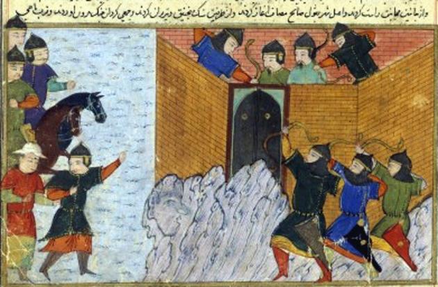 Осада Мосула монголами (1261-1262)