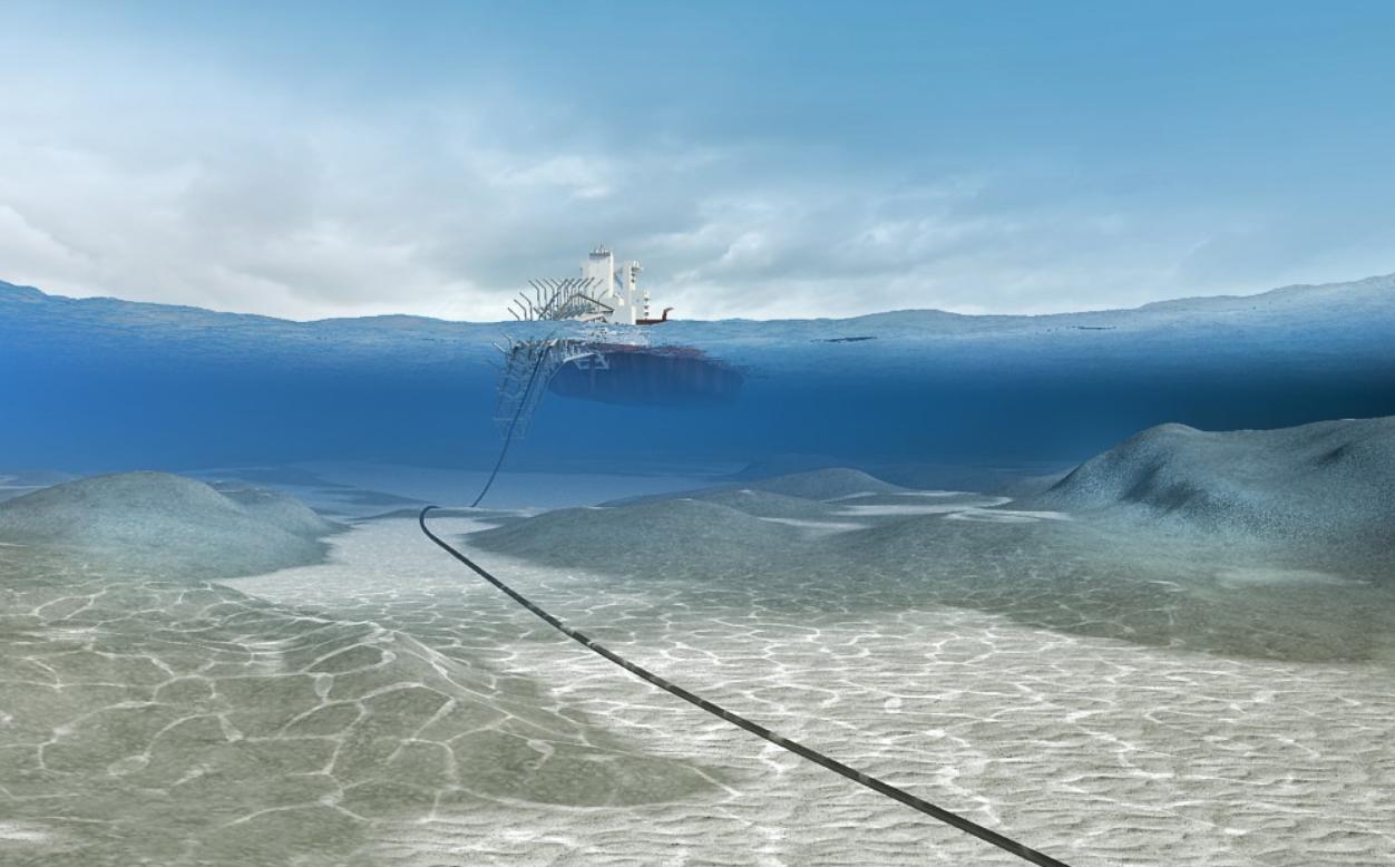 ЕС выделил €187 млн на газопровод Balticconnector