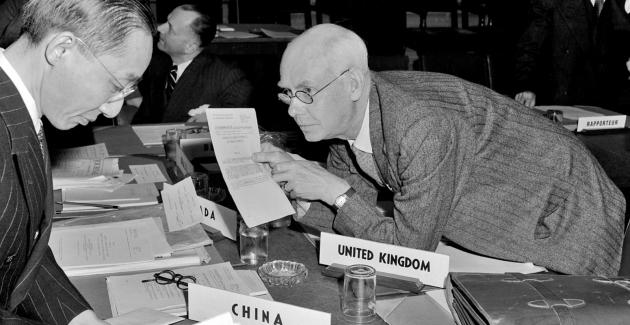 Представители Китая, Турции и Великобритании обсуждают документы