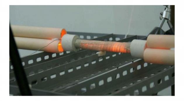 Рис. 4-1. Эволюция установок НЭЯР Е-Сат Андреа Росси: прототип реактора E-Cat (Лугано, 2011 г.)