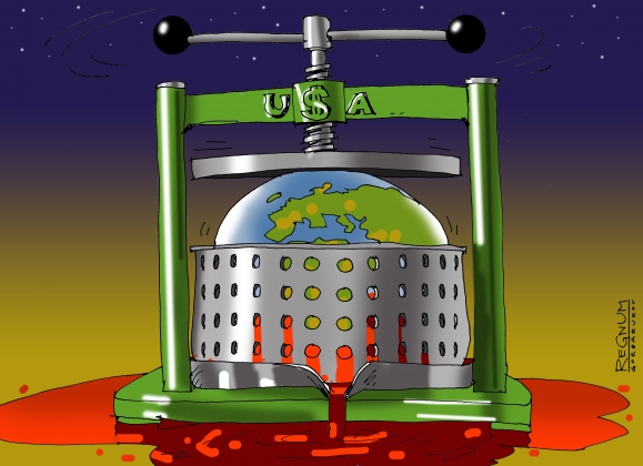 Престиж по-американски или ещё одна Мировая война?