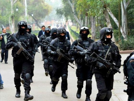 Антитеррористическая операция проводится в четырех городах Германии