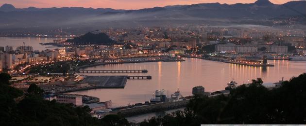Авианосная группа ВМФ России отказалась от захода в испанский порт Сеута