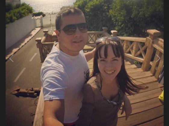 Леонид Гордин и Александра Илларионова (скриншот страницы в соцсети)