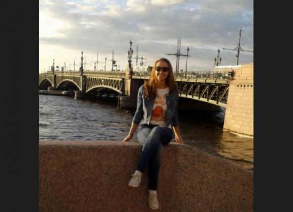 Марина Кондрашкова (скриншот страницы в соцсети)