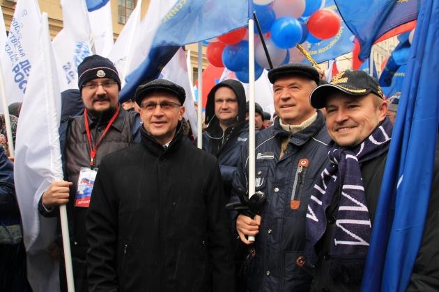 «День народного единства — возвращение к своим историческим корням»