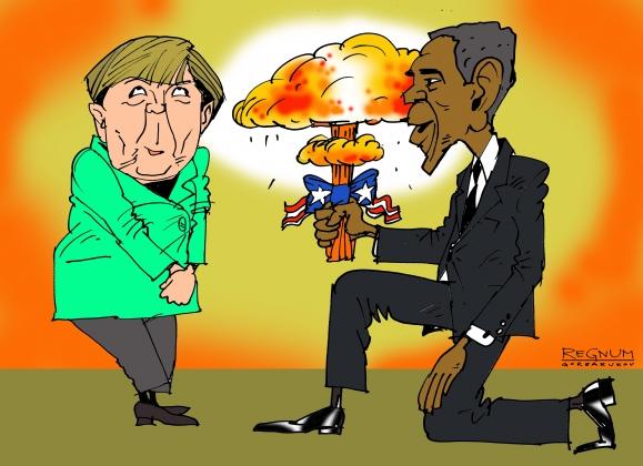 Corriere della Sera: Европа больше не может полагаться на США