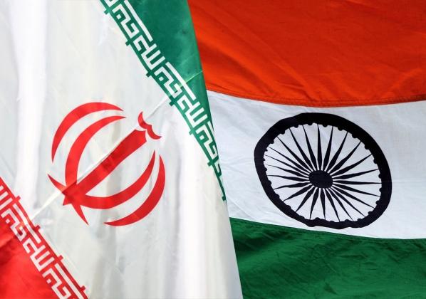 Индия. Иран