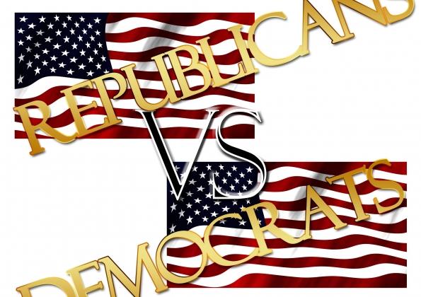 Республиканцы vs Деомкраты