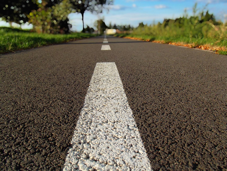 асфальтобетонная дорога