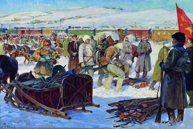 Второе рождение военного преступника Александра Колчака