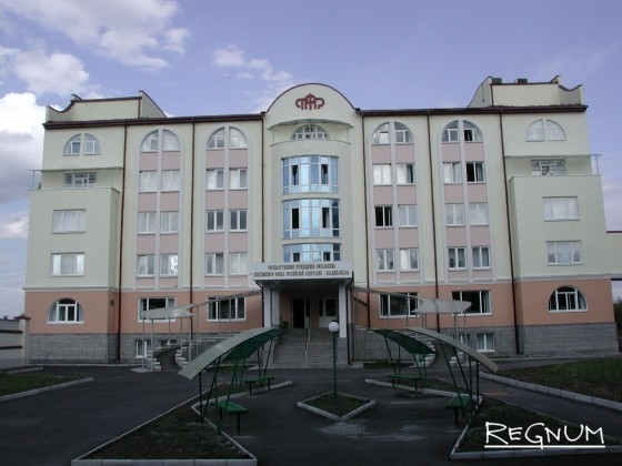 Отделение ПФР во Владикавказе