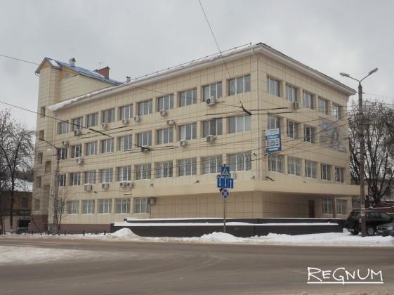 Отделения ПФР по Калужской области в  городе  Калуге на улице Болдина, 2 а.