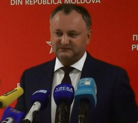 ЕС обещает «пророссийскому» президенту Молдавии помощь в евроинтеграции