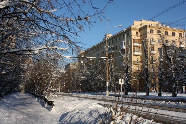В Москве подтвердили незаконность проезда транспорта через Живописную