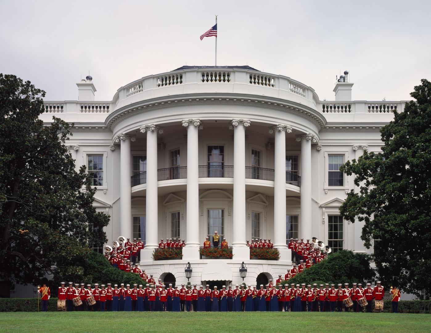 Фото белого дома в сша