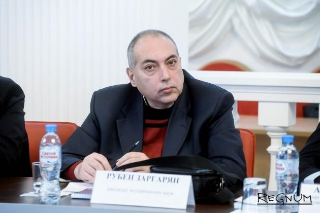 Эксперт: «Без геноцида армян не было бы ИГИЛ» (запрещена в России)