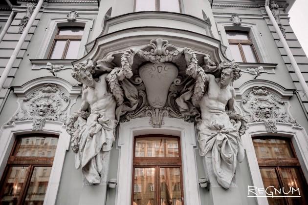 В Москве подвели первые итоги реставрации усадьбы на проспекте Мира — фото
