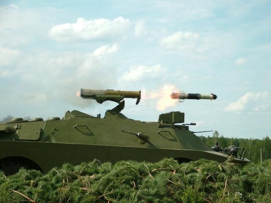 Новый самоходный противотанковый ракетный комплекс создадут в России