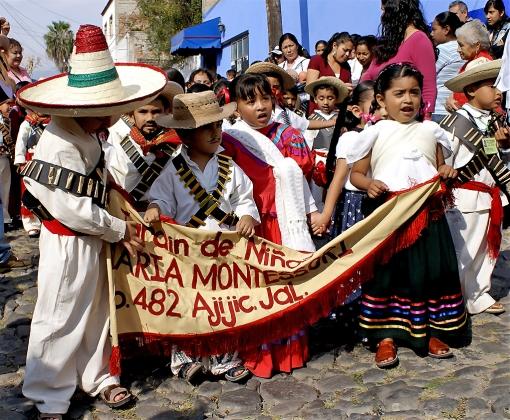 День мексиканской революции