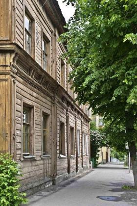 В центре Рязани готовятся снести дом Циолковского