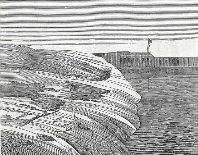 Петр Кропоткин. Крепость Свеаборг. 1876