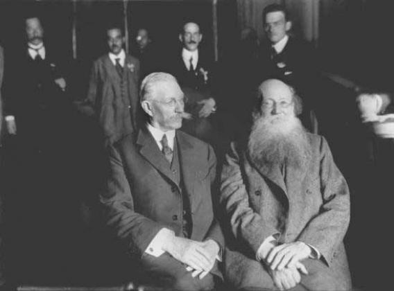 Петр Алексеевич Кропоткин. Государственное совещание. Москва. 1917