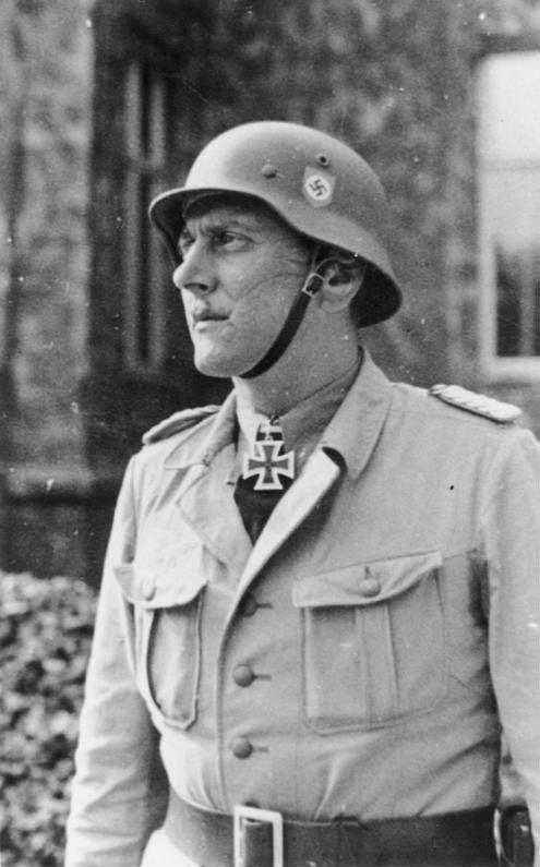 Отто Скорцени в 1943 году